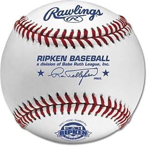 Rawlings RCALI Cal Ripken Baseballs (One Dozen)