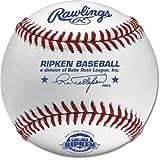 Rawlings Raised Seam Baseballs, Cal Ripken Competition Grade Baseballs, Box of 12, RCAL1