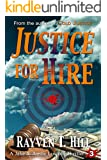 Justice for Hire: A Private Investigator Crime Novel (A Jake & Annie Lincoln Thriller Book 3)