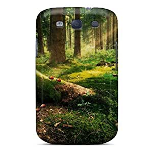 Brand New Defender For Case Samsung Galaxy S4 I9500 Cover(enchanted Forest)