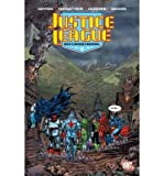 Front cover for the book Justice League International Volume 5 by Keith Giffen