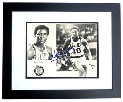 Jo Jo White Signed - Autographed Boston Celtics 8x10 inch Photo ...