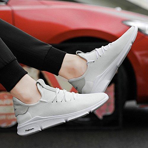 Mujer Deportivas Calzado Casual de Yoga Zapatillas Running Zapatillas Mujer de Deportivo Sneakers BBestseller de Exterior Blanco Mujer Zapatos Efq0w0