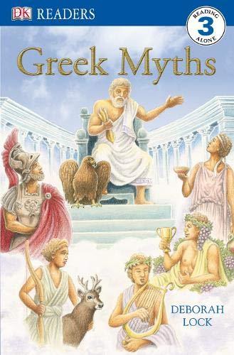 Download Greek Myths (DK Readers Level 3) ebook