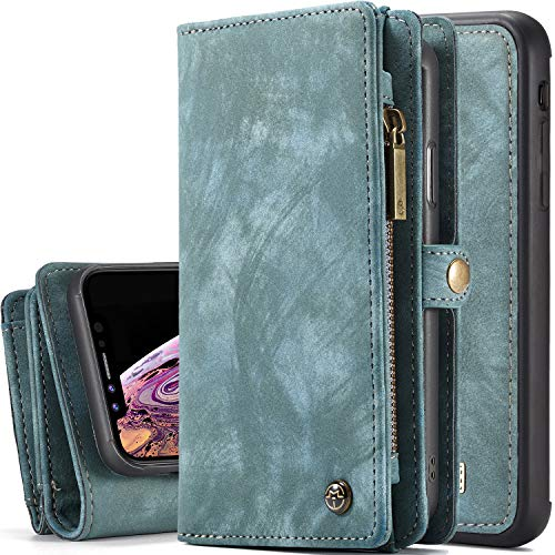 iPhone Xs Max Wallet Case, iPhone Xs Max 6.5