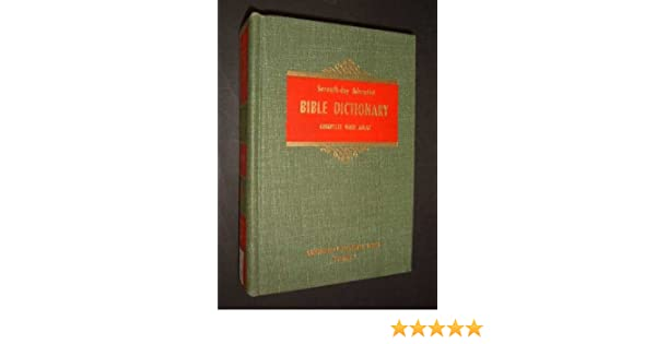 The seventh day adventist commentary reference series volume 8 the seventh day adventist commentary reference series volume 8 seventh day adventist bible dictionary with atlas siegfried h horn amazon books fandeluxe Gallery
