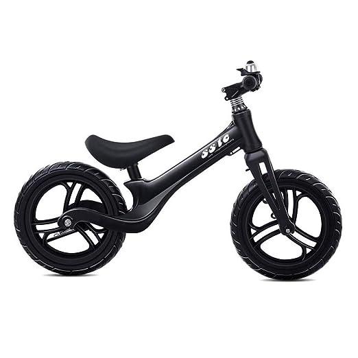 Bicicleta infantil con pedales y bicicletas sin pedales Bicicleta ...