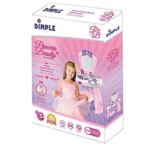 Dream Dresser Vanity Set for Girls with Tons