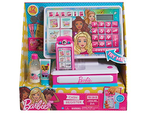 (Barbie Just Play Large Cash Register)