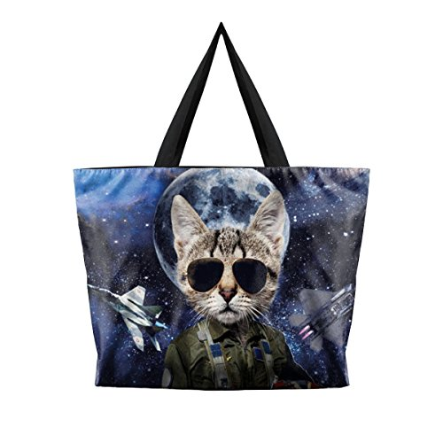Lovelife' Multiple Creative Digital Print Fashion Casual Shoulder Bags Handbags Pattern #28