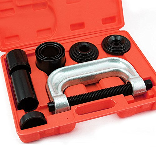 TimmyHouse Ball Joint Service 4-in-1 Auto Tool Set 2WD & 4WD Auto Repair Remover Installer by TimmyHouse