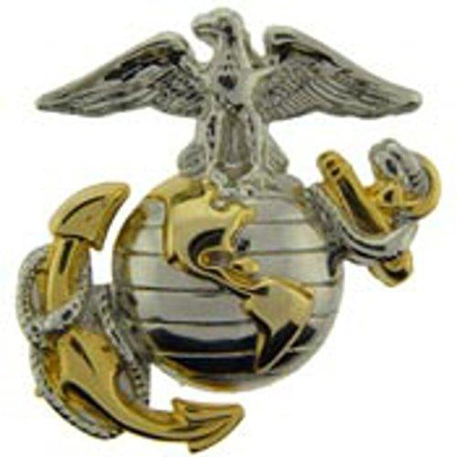 US Marine Corps Emblem C2 Left Hat or Lapel -