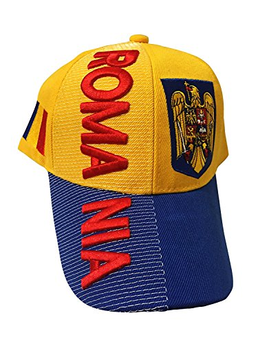 34d44c6590e8d1 Baseball Caps Hats with Five 3D Embroideries – Countries of Europe ...