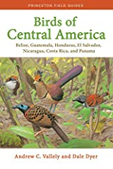 The first comprehensive field guide to the birds of Central America              Birds of Central America is the first comprehensive field guide to the avifauna of the entire region, including Belize, Guatemala, Honduras, El S...