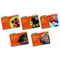 Read Write Inc. Phonics: Orange Set 4 Non-fiction Mixed Pack of 5