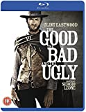 GOOD BAD AND THE UGLY [Reino Unido] [Blu-ray]