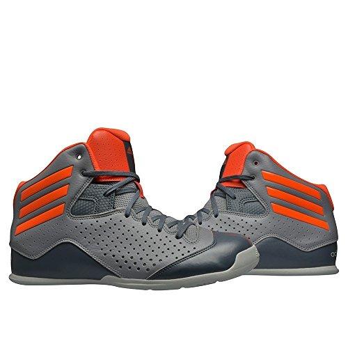 Adidas Neste Nivå Hastighet Iv - B42437 Grå-oransje