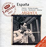 Legends: España, Conductor Argenta