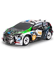 XuBa WL/Toys K989 1:28 RC Car 2.4G 4WD Brushed Motor 30KM/H High Speed RTR RC Drift Car Rally Car Halloween