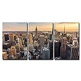 new york frame - wall26 - New York City Midtown Skyline - Canvas Art Wall Decor -16