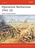 Operation Barbarossa 1941 (2): Army Group North (Campaign) (v. 2)
