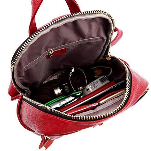 amp;F Student leisure red 30 handbag Travel cm backpack Shoulder and package 16 Bags Y 34 aqdwCZxZR