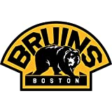 "Boston Bruins NHL Hockey Car Bumper Sticker Decal 5"" x 4"""