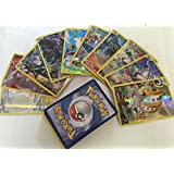50 Assorted Pokemon Trading Cards comes with One LEGENDARY Pokemon Card