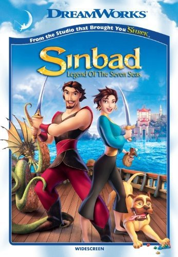 Sinbad: Legend of the Seven Seas (Sinbad Legend Of The Seven Seas Marina)