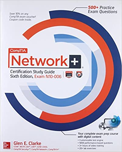 CompTIA Network+ Certification Study Guide, Sixth Edition (Exam N10-006) (Certification Press) 6th Edition