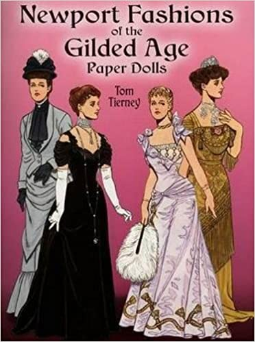 Fashion in the gilded age 7