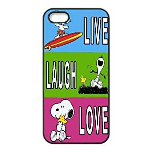 Custom High Quality WUCHAOGUI Phone case Cute & Lovely Snoopy Protective Case For Apple Iphone 6 plus 5.5 Cases - Case-5