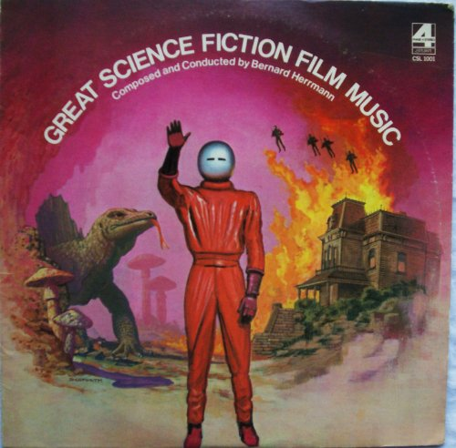 Great Science Fiction Film Music Original Soundtrack (The Day The Earth Stood Still Soundtrack)