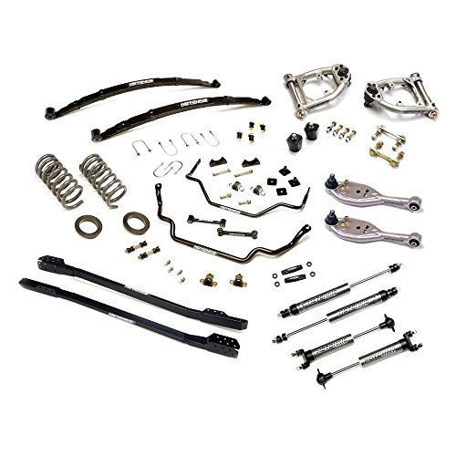 - Hotchkis 80041-2 Mustang Stage 2 Tvs Kit (67-70 Ford)