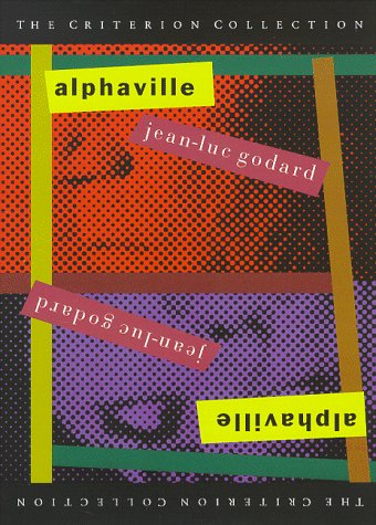 Alphaville (The Criterion Collection) by GODARD,JEAN-LUC
