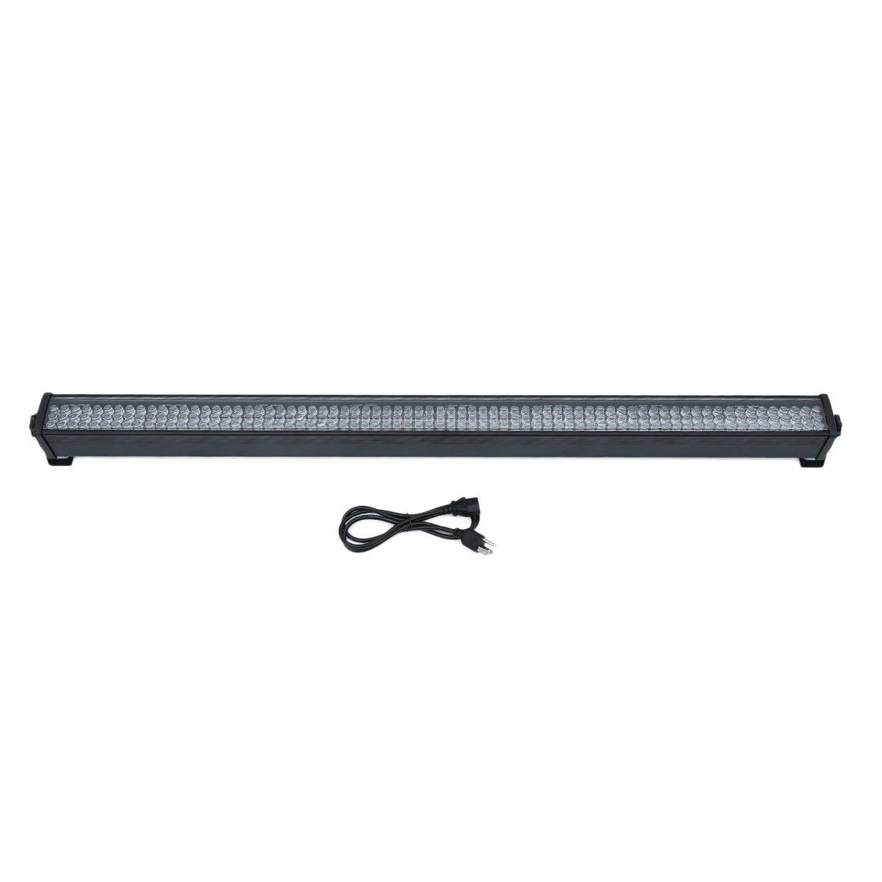 RGB Color Changing 216 LED Landscape Light Linear Bar Lamp DMX 512 6/24CH Wall Washer Lighting Bar 28W AC110-240V