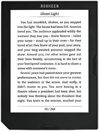 BOOKEEN CYBOOK Muse Essential eBook: Amazon.es: Electrónica