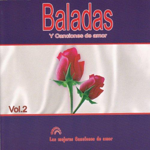 Baladas y Canciones de Amor Vol 2
