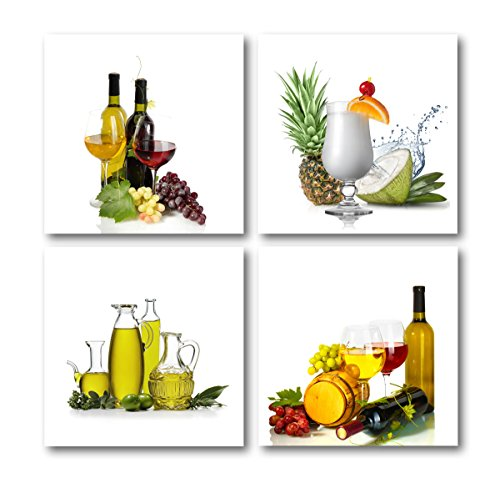 fruit kitchen wall decorations - 8