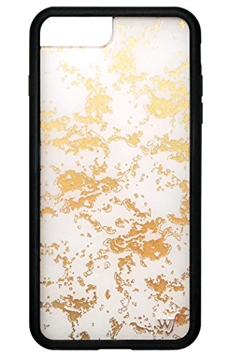 (Wildflower Limited Edition iPhone Case for iPhone 6 Plus, 7 Plus, or 8 Plus (Gold Foil))