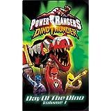 Power Ranger: Dinothunder Day Of the Dino Volume 1