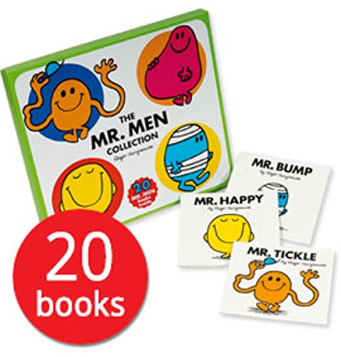The Mr. Men Collection: 20 Books in a Box set Gift Pack