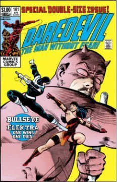 Daredevil Vs. Bullseye Volume 1 TPB