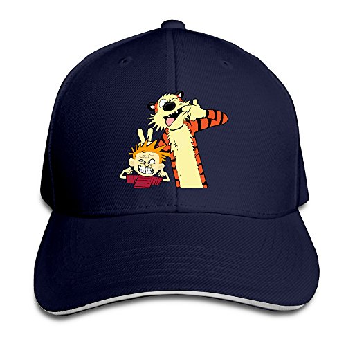 Clothes Console Washer (Doris Calvin And Hobbes Unisex Sandwich Hat Navy)