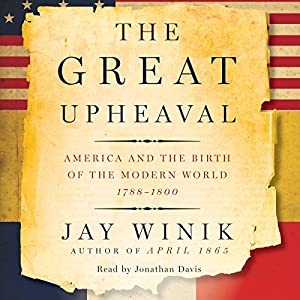 The Great Upheaval Hörbuch