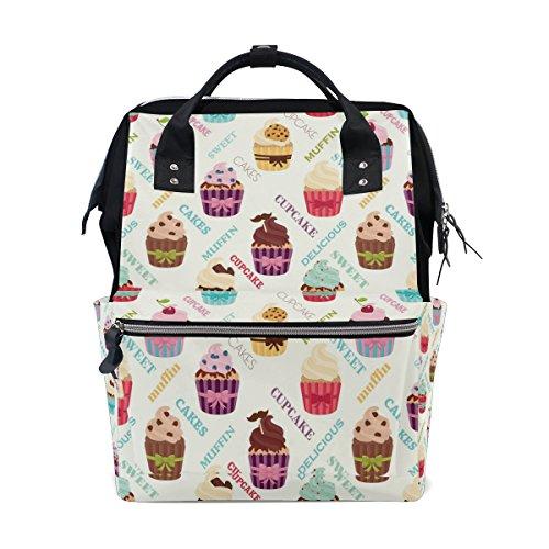 Cupcake Diaper Bags - 8
