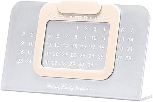 Calendario Calendarios de Escritorio Calendarios d Perpetua único ...