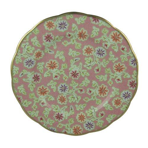Royal Albert Vintage Florals Peach Dessert Plate