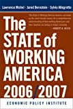img - for The State of Working America, 2006/2007 (An Economic Policy Institute Book) book / textbook / text book