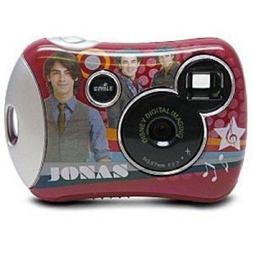 New Disney Pix (Disney Pix Micro J.O.N.A.S Brothers Digital Camera - New by Disney)